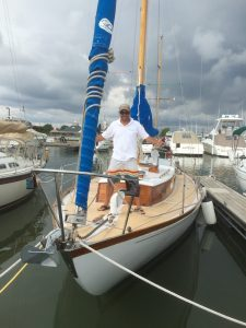 Integrity nearly ready for her 235 mile race to Mackinac Island