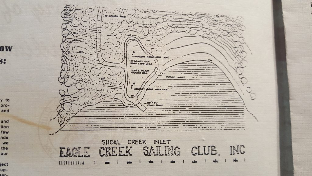 Early Club Map