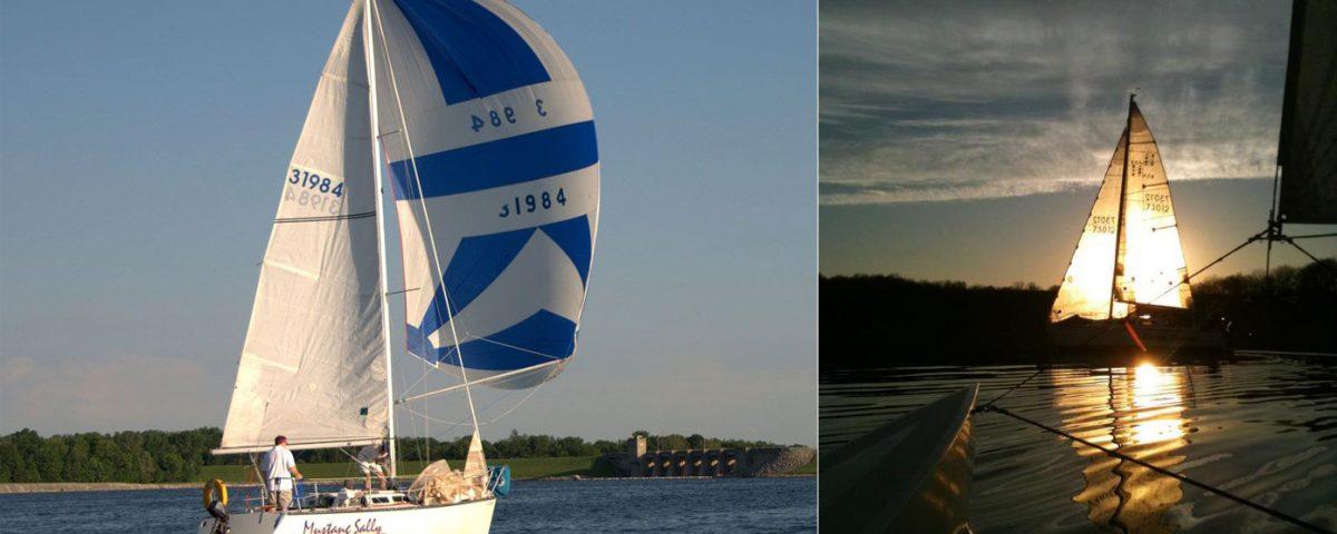 ECSC Sailboats