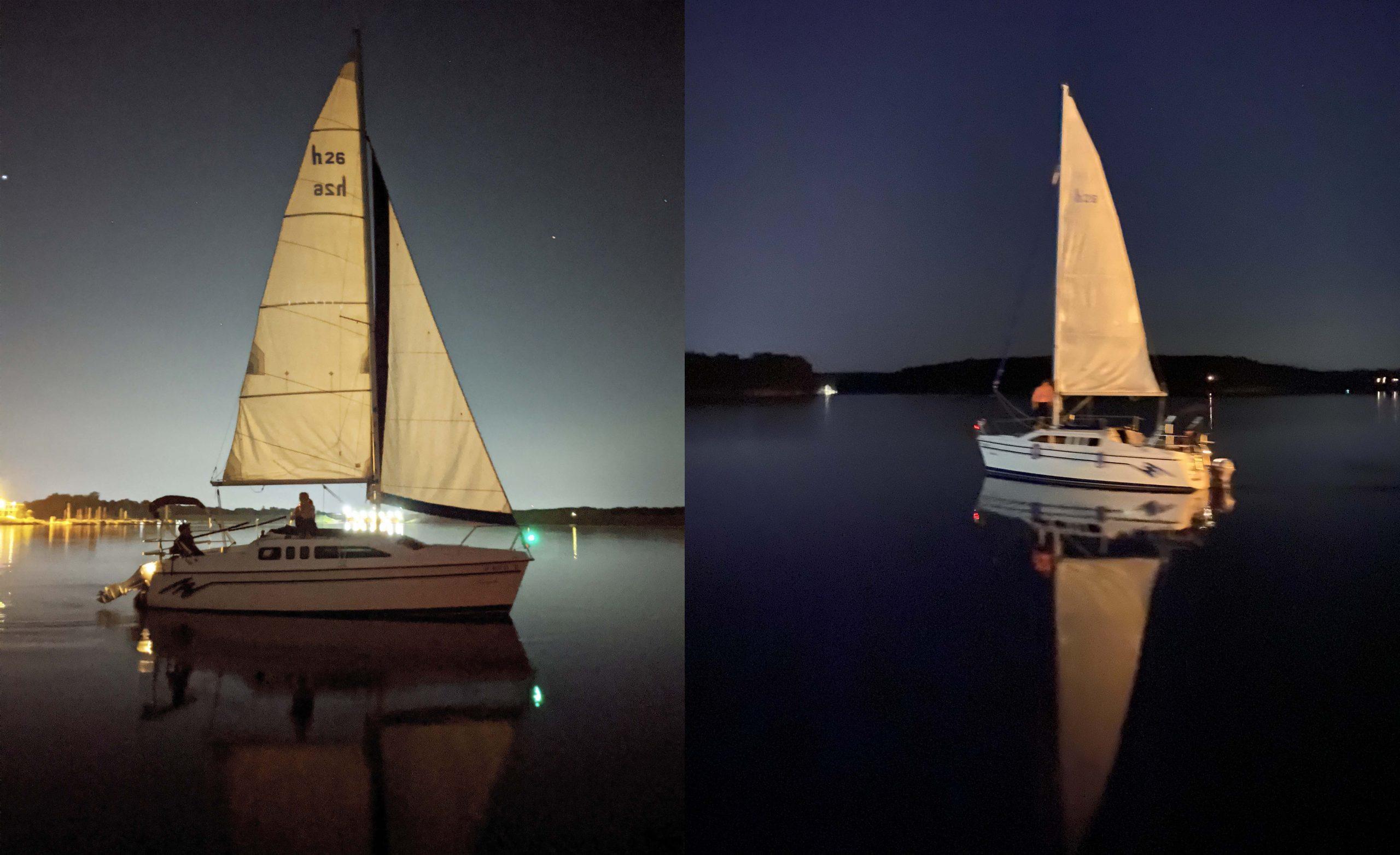 ECSC night sail