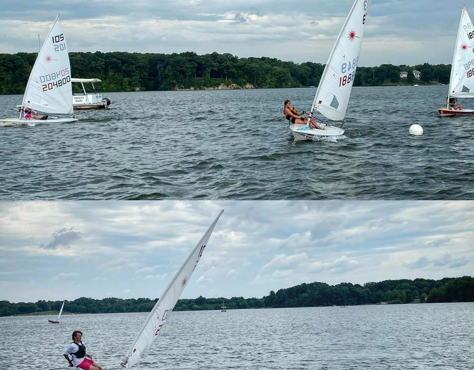 ecsc junior sailers