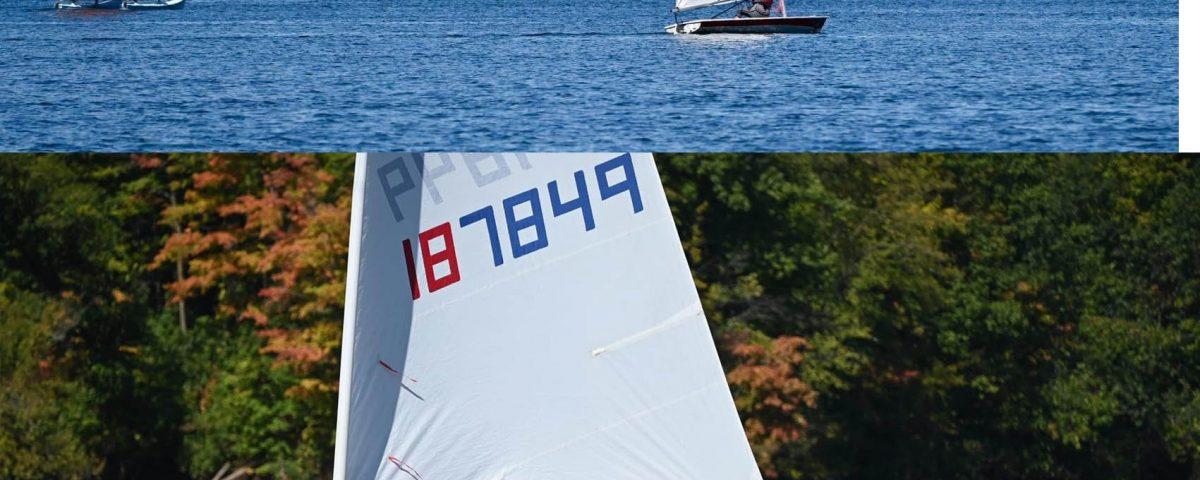 Laser sailing ecsc