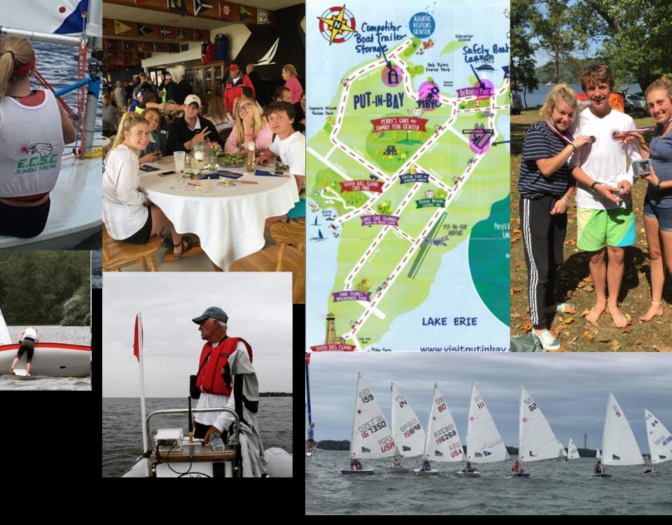 ECSC junior sailing collage
