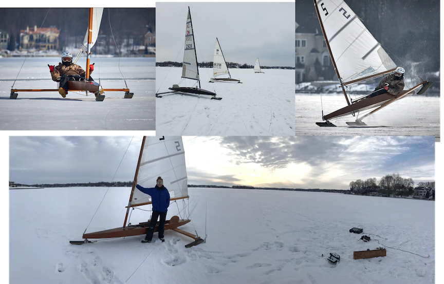Ice Sailing 2021