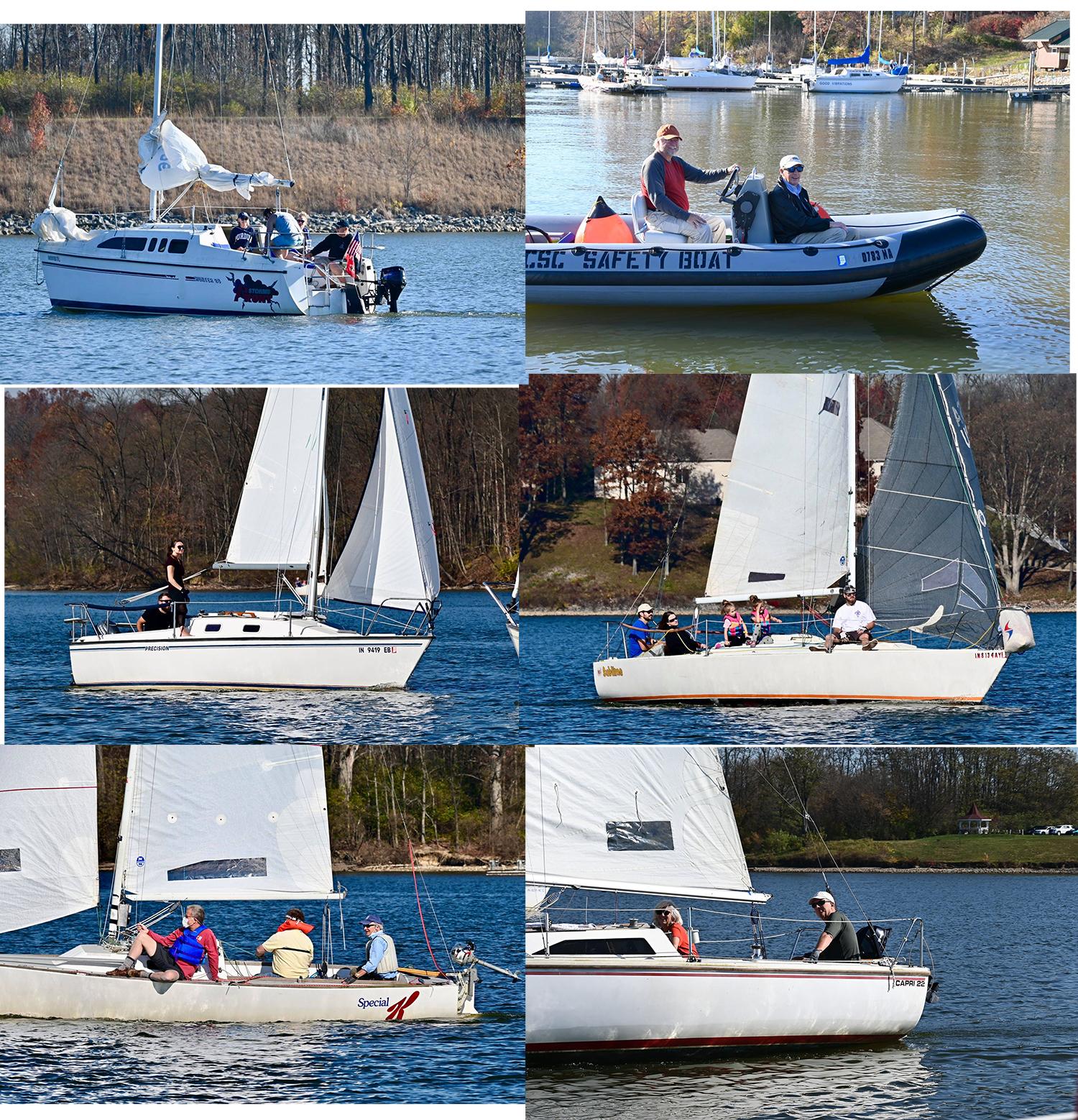 ECSC Sailboat Collage