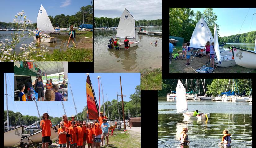 ECSC Sailing Camp 2021