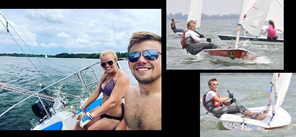 EJ sailing