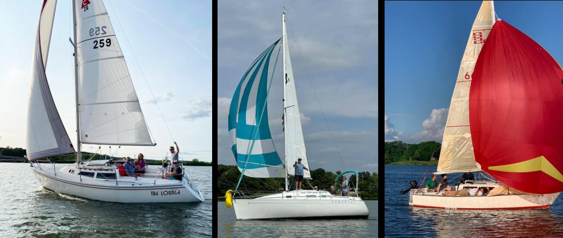 ECSC sailing